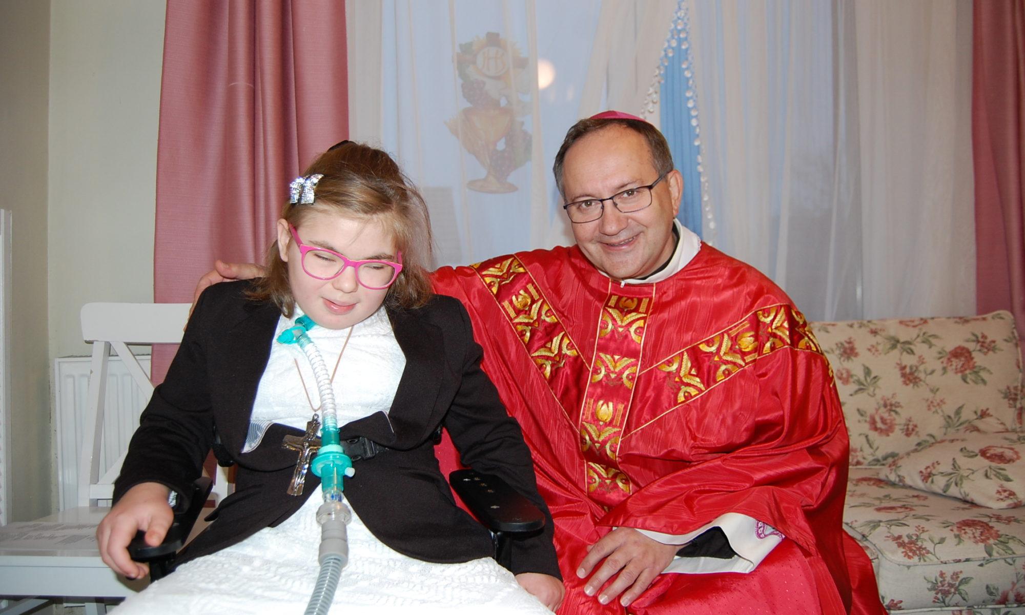 Marysia Jedynak z Bp Damian Muskus